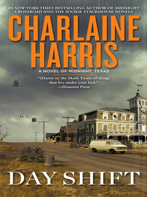Title details for Day Shift by Charlaine Harris - Wait list